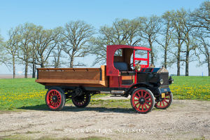 antique truck, vintage truck, REO