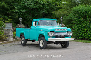 antique trucks, ford, pickup, four wheel drive pickup