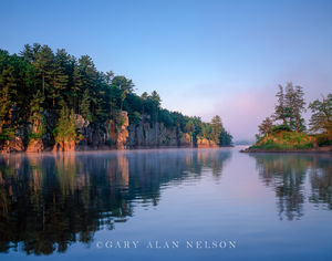 St. Croix National Scenic River, Minnesota, wisconsin, cliffs