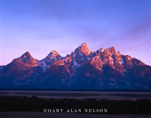 Grand Teton National Park, Wyoming, teton range