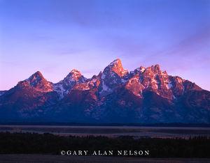 Grand Teton National Park, Wyoming, teton range