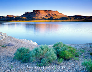 Flaming Gorge National Recreation Area, Wyoming, sage, green river, firehole canyon