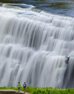 Genesee River Waterfalls