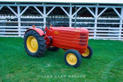 1939 Massey-Harris 101 Super Standard