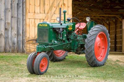 1946 Oliver 80 Row Crop