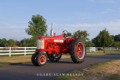 1958 Farmall 350