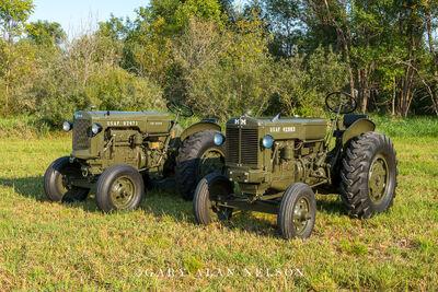 1953 Minneapolis Moline RT1-M (Military
