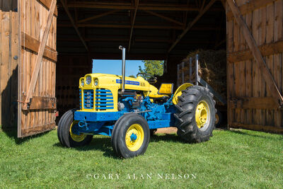 1964 Ford 4000 Industrial