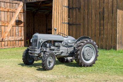 1944 Ford 2N 4-Wheel Drive