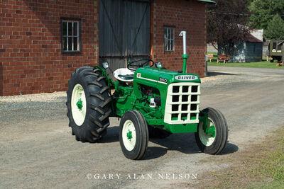 1962 Oliver 550