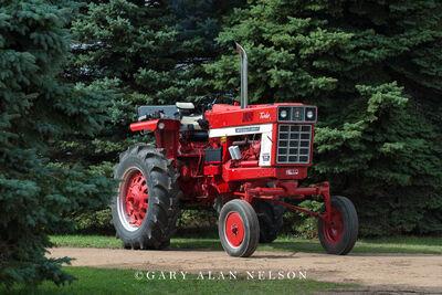 1972 International 1066 High Crop