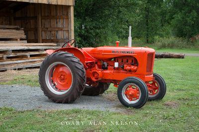 1950 Allis-Chalmers WF Styled