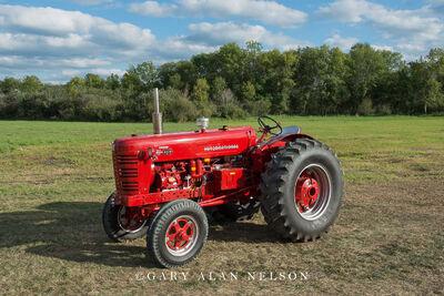 1956 International   W 400 Diesel