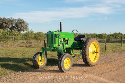 1954 John Deere 420 High Crop