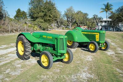 1958 & 1937 John Deer Orchards