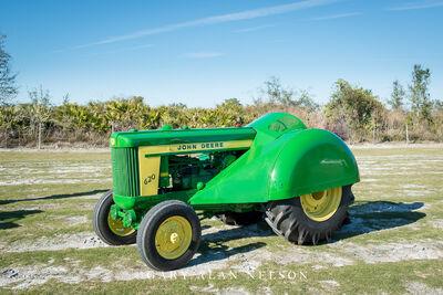 1958 John Deere 620 Orchard