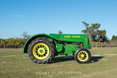1937 John Deere AOS Orchard