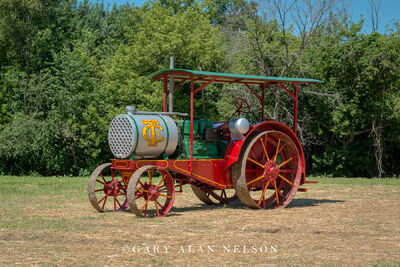 Twin City 15 Oil Tractor, 1913-1917