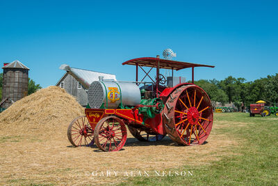 1913 Twin City 25-45 Oil Tractor