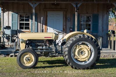 1957 Ferguson TO 35