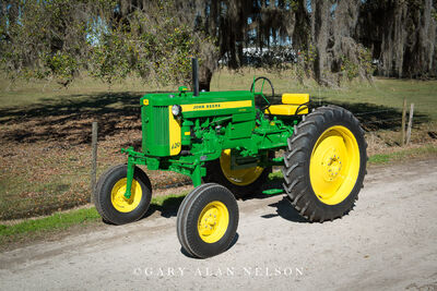 John Deere 420 High Crop 1956-1958