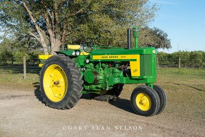 1958 John Deere 720 Row Crop Diesel