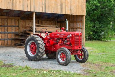 1954 McCormick-Deering Super W6-TA Wheatland Diesel