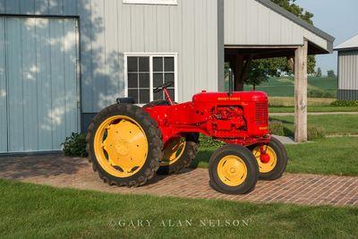 1955 Massey-Harris Pacer High Crop