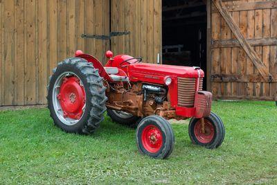 1956 Massey-Harris 50