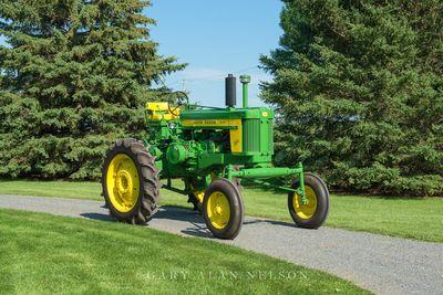 1958 John Deere 720 High Crop