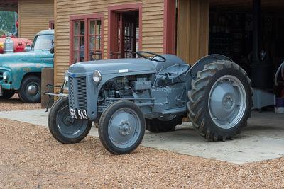1950 Ferguson TEA 20 (From Sweden)