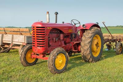 1950 Massey-Harris 55