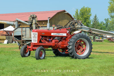 1958 Farmall 450
