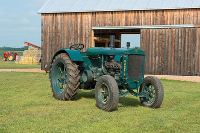 1930 Rumely 6A