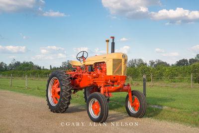 1955-1957 Case 400 High Crop