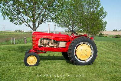1956 Massey-Harris 444 Standard Tread.