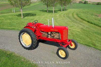 1956 Massey-Harris 333 Standard Tread.
