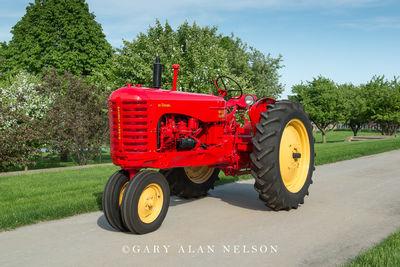 1952-55 Massey-Harris 33 Diesel