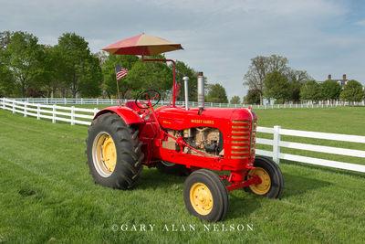 1956-58 Massey-Harris 444 Standard
