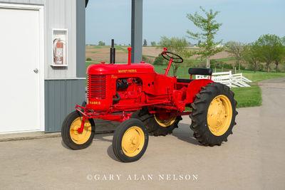 1954-57 Massey-Harris Pacer