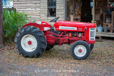 1956 - 1958 International Harvester 350