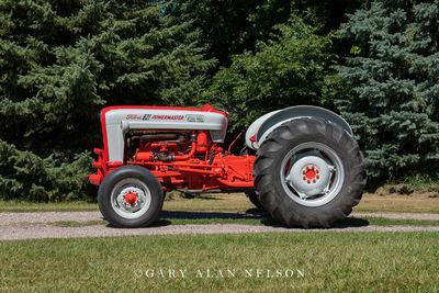 1958 Ford 821 Powermaster