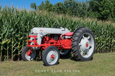 1949 Ford 8N Hi-Crop