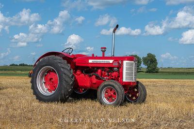 1957 International 650 Diesel