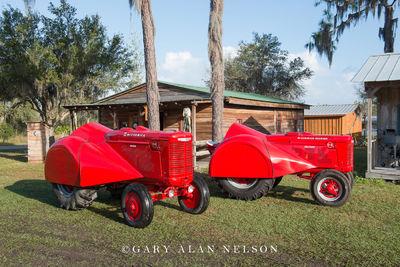 1948 McCormick-Deering (Farmall) O-4 (Orchard), 1948 McCormick-Deering (Farmall) O-6 (Orchard)