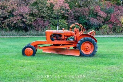 1948 Allis-Chalmers W Speed Patrol