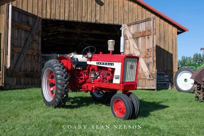 1963 Farmall 540
