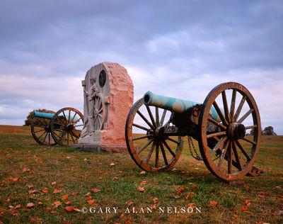 pennsylvania, gettysburg, national military park