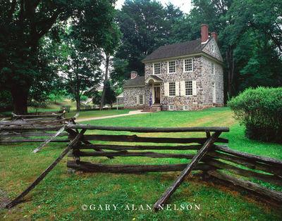 gettysburg, pennsylvania, national historic park
