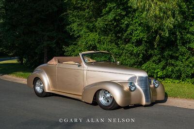 1939 Chevrolet Master Deluxe Convertible